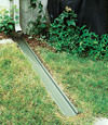 gutter drain extension installed in Fayetteville, Alabama